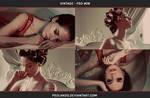 PSD #06 - vintage