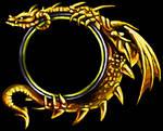 WOW - Elite frame by GaMu-ChAn