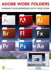 CS3 Work Folders by LeMarquis