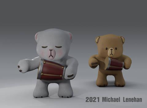 Milk and Mocha Bear Gif by Michael Lenehan