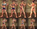 SFxT Mod: Ibuki Hot Summer