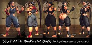 SFxT Mod: Ibuki HD Buff