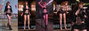 DOA5LR Mod: Streetwise Girl (UPDATE)