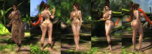 DOA5LR Mod: Mai Savage v2 (UPDATED)