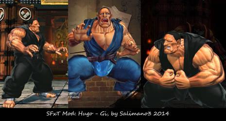 SFxT Mod: Hugo - Gi by repinscourge