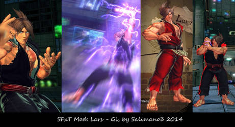 SFxT Mod: Lars - Gi by repinscourge