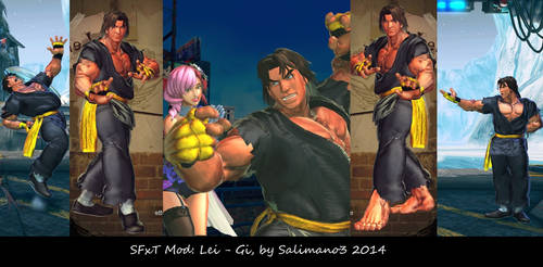 SFxT Mod: Lei - Gi by repinscourge