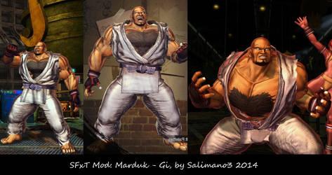 Tekken Male Characters On Streetmodders Deviantart
