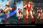 SFxT Mod: Chun-Li - Ken