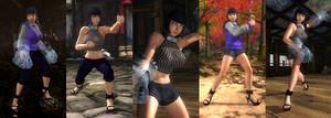 DOA5LR Mod: Hinata Hyuga
