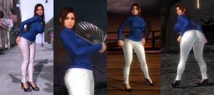 DOA5LR Mod: Mai Casual Style v.2 (UPDATED)