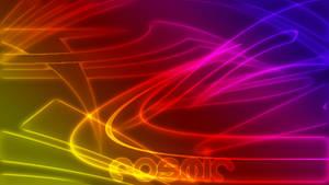 Cosmic Abstract - Wallpaper 3