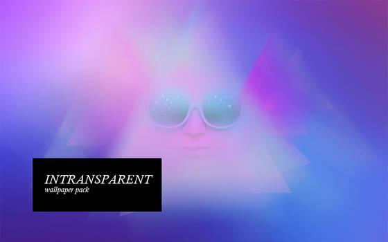 Intransparent