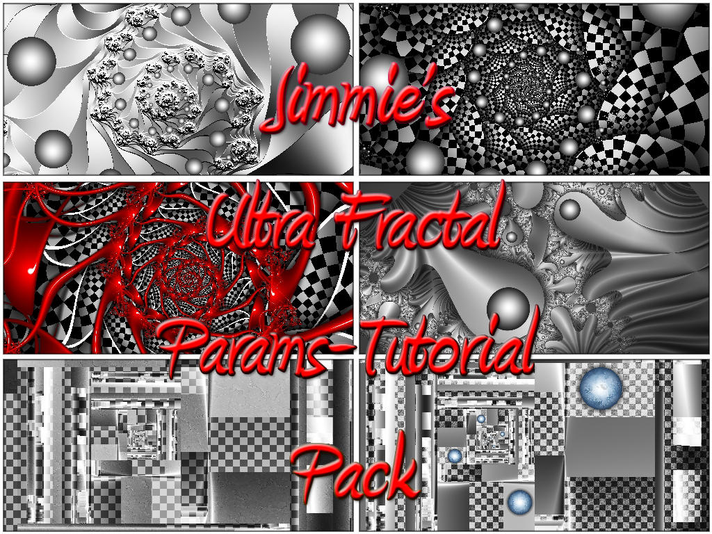 Ultra Fractal Params-Tutorial by Jimpan1973