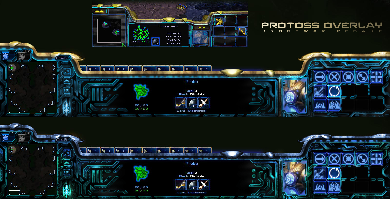 Starcraft Remastered Chat Room