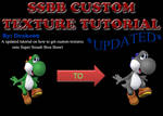 SSBB Texture Tutorial UPDATED