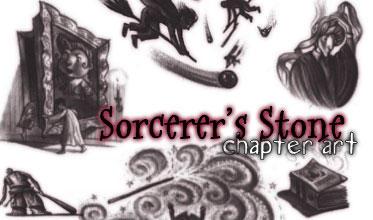 Sorcerer's Stone by Jisatsu-Saakuru