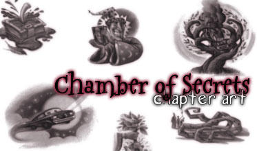 Chamber of Secrets by Jisatsu-Saakuru