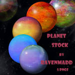 Planet Stock Pack PSD