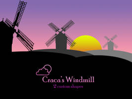 Craca's Windmill by Fufnahad