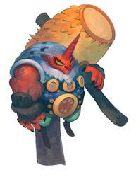 DragonHammer by GH-Graphics