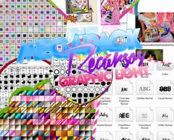 MEGAPACK RECURSOS  VARIADOS. by Graphic-Light