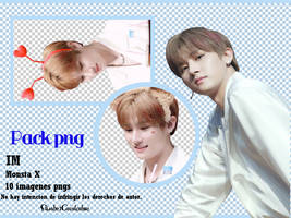 Pack png Monsta X -IM- by ElisabetCavalcabue