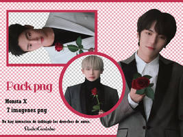 Pack Png -Monsta X- by ElisabetCavalcabue