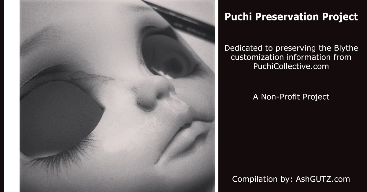 Puchi Tutorial Pack (21 Total) by AshGUTZ