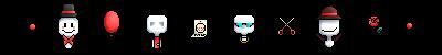 Slender's Brothers - pixel divider