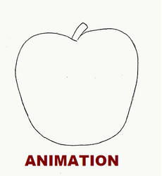 Apple animation by Maleiva