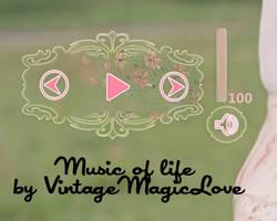 Music of life by Iko-Kawaii