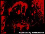 Blood Brushes
