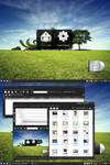 Coal KDE 3.x Theme