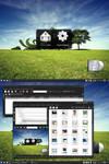 Coal KDE 3.x Theme