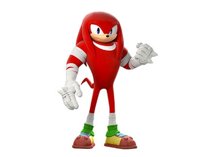 Turning Big and Red! Knuckles Boom TF by AwsomeIsRed on ...
