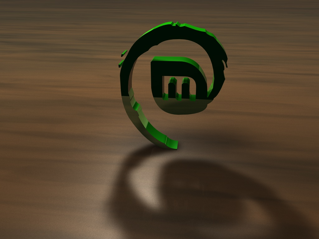 Linux Mint Debian screensaver by ShippD on DeviantArt