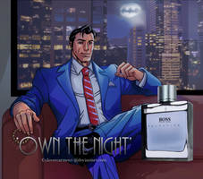 Men's fragrance - Bruce Wayne