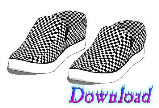 DOWNLOAD: Shoes - Sneaker Style 1