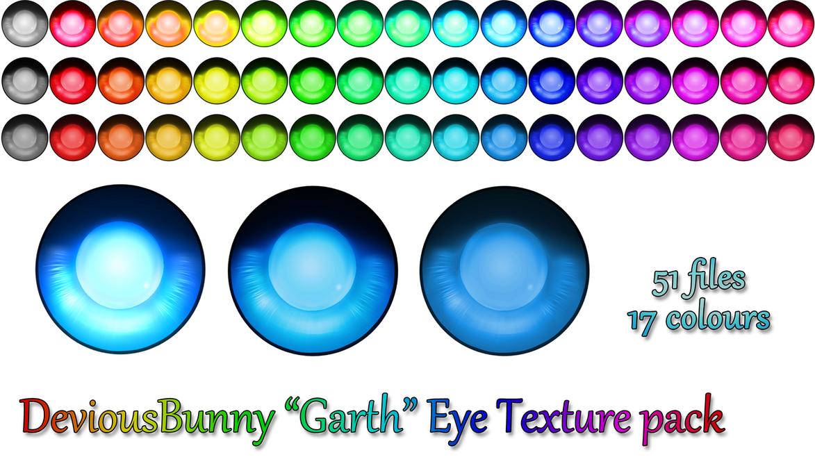 DOWNLOAD: Eye Tex Style 2 by SkinnyMandria