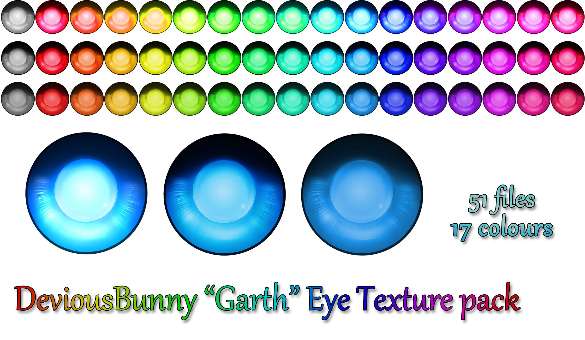 DOWNLOAD: Eye Tex Style 2 by BennyBrutt