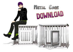 DOWNLOAD: Cage by DisastrousBunny