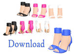 DOWNLOAD: Shoes - Heels Style 1