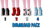 DOWNLOAD: Shoe Pack 2