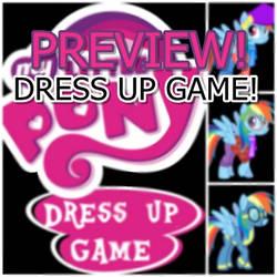 Rainbow Dash - Dress up game! by PlaviLeptir