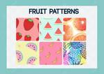 Fruit patterns 2.0