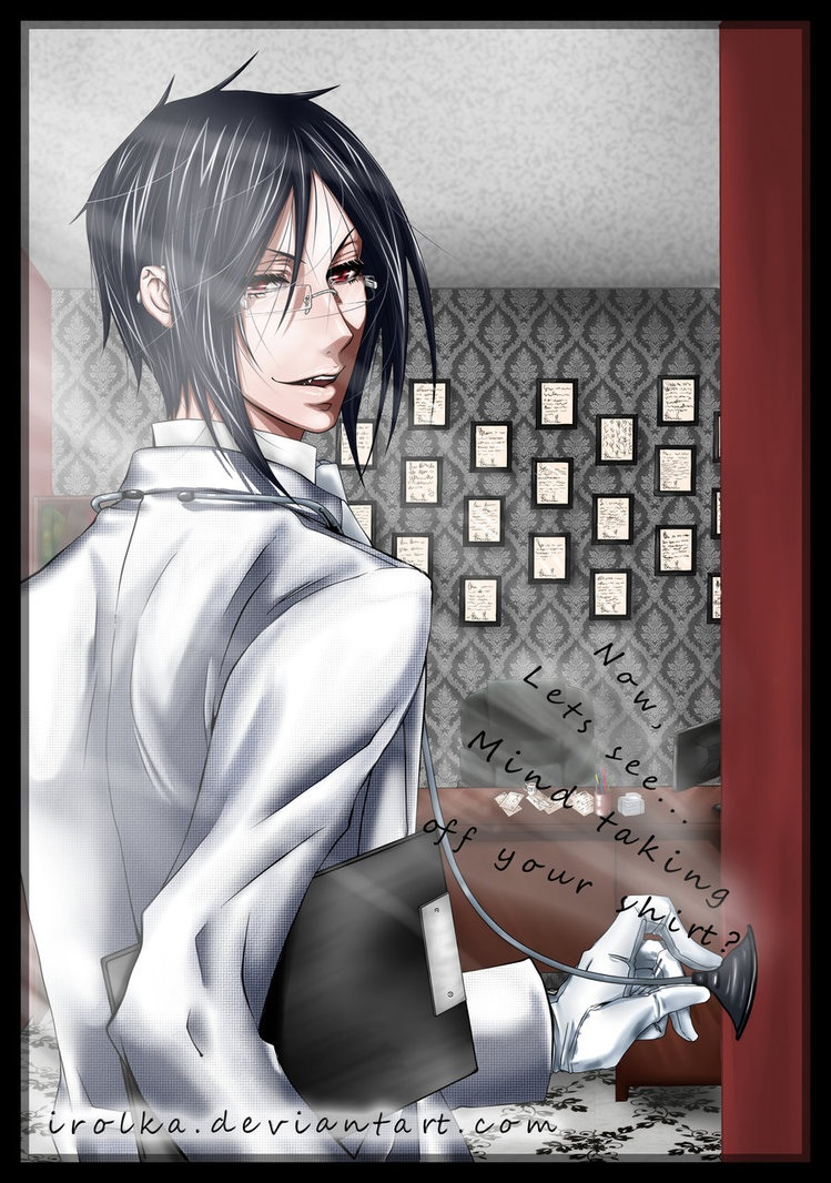Images of Sebastian Michaelis X Reader Lemon - #rock-cafe