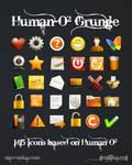 Human O2 Grunge