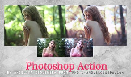 Action Photoshop