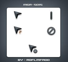 MGR-5015 Cursor FX by roflmfaoo
